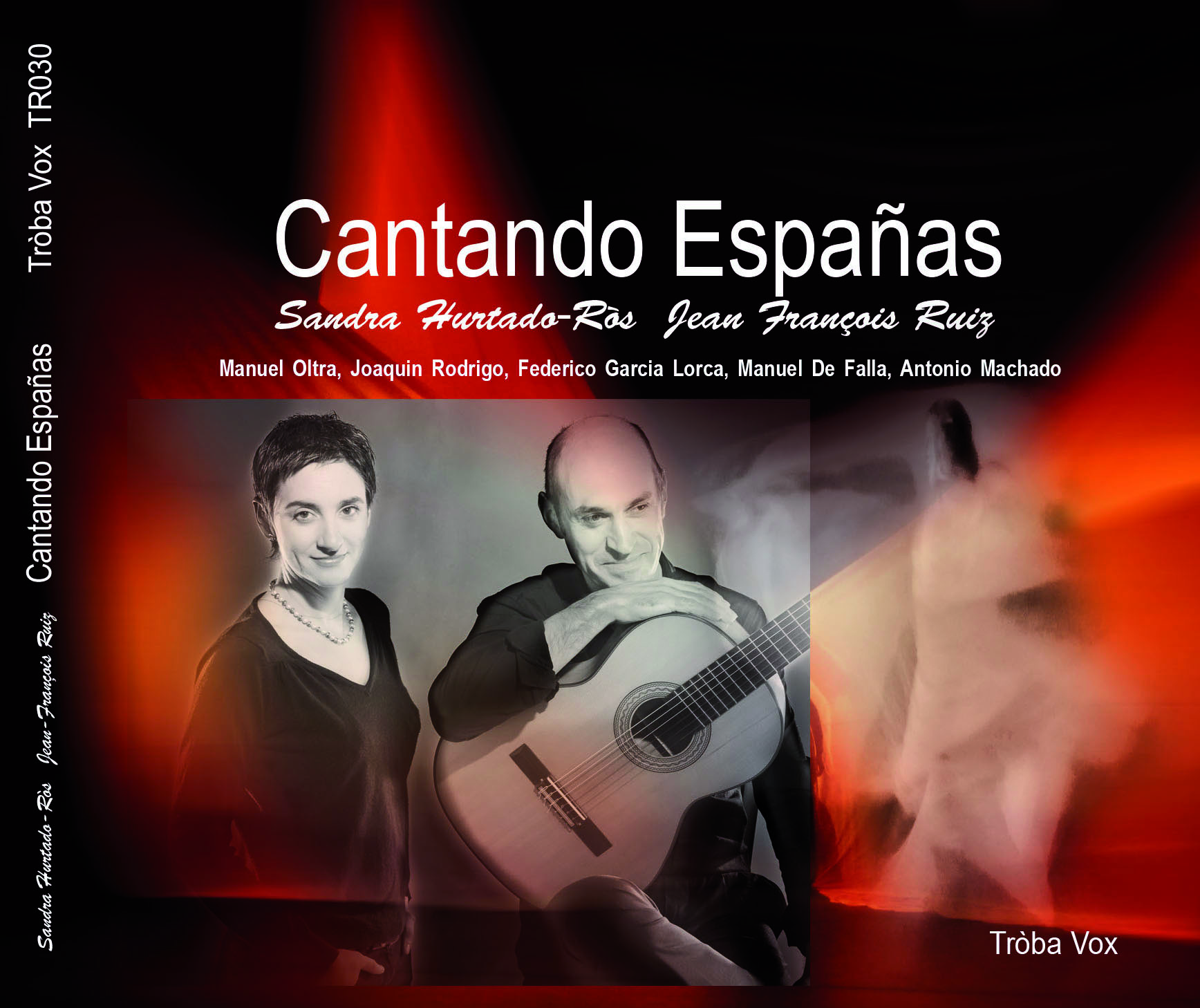 Cantando Espanas, Production d'artistes